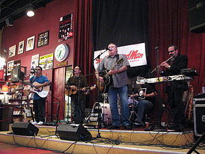 Sam the Record Man - Los Lobos at Sam the Record Man
