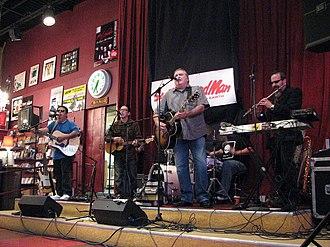 Sam the Record Man - Los Lobos at Sam the Record Man