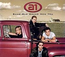 A1 - Same Old Brand New You (studio acapella)