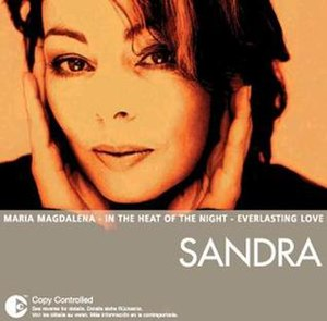 18 Greatest Hits (Sandra album) - Image: Sandra The Essential