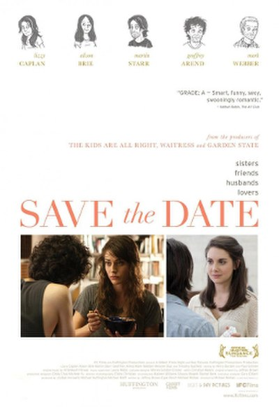 Picture of a movie: Save The Date