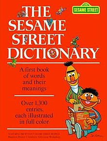 The Sesame Street Dictionary - Wikipedia