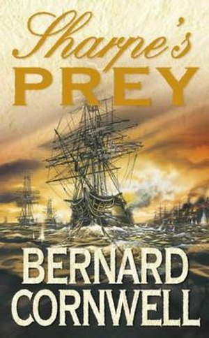 Sharpe's Prey - First edition cover