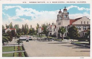 Sherman Indian High School school in Riverside, California, United States