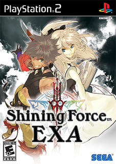 <i>Shining Force EXA</i> 2007 video game