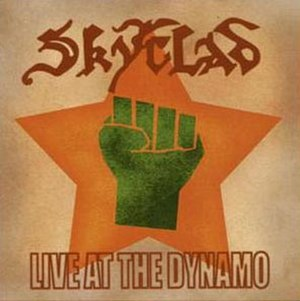 Live at the Dynamo - Image: Skyclad Liveat Dynamo
