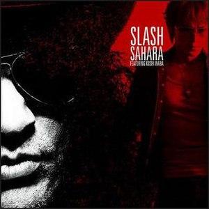 Sahara (Slash song) - Image: Slash Sahara