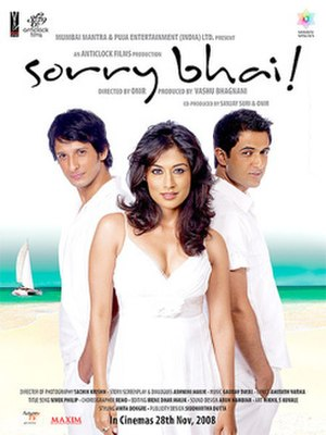 Sorry Bhai! - Movie Poster for Sorry Bhai!.