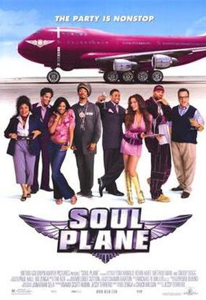 Soul Plane - Theatrical release poster