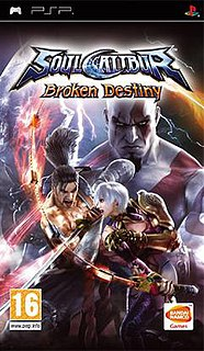<i>Soulcalibur: Broken Destiny</i> 2009 video game