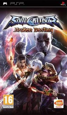 Soulcalibur Broken Destiny Wikipedia