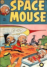 Space Mouse 1953