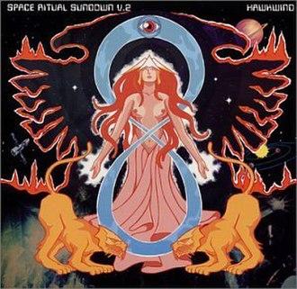 Space Ritual - Image: Space Ritual Sundown V. 2 Hawkwind