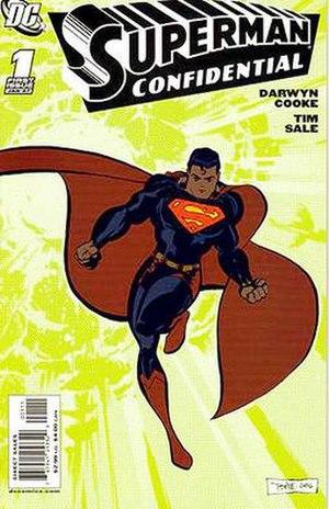 Superman Confidential - Image: Supermanconfidential 1