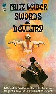 <i>Swords and Deviltry</i> book by Fritz Leiber