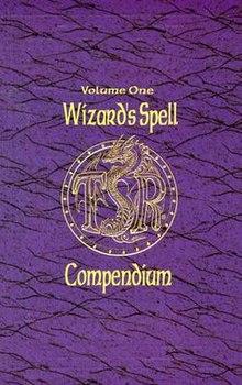 Wizard's Spell Compendium - Wikipedia
