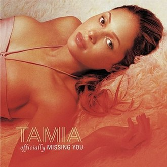 Tamia — Officially Missing You (studio acapella)