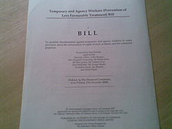 Agency Workers Regulations 2010 - Wikipedia