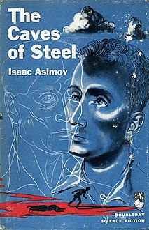 <i>The Caves of Steel</i> Book by Isaac Asimov