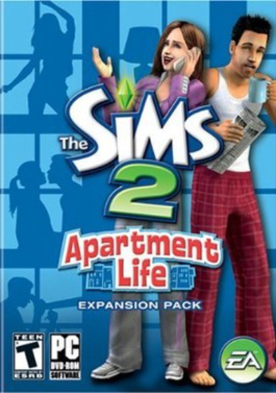 Picture of a game: The Sims 2: Apartment Life