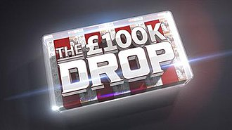 The £100K Drop - Image: The £100K Drop
