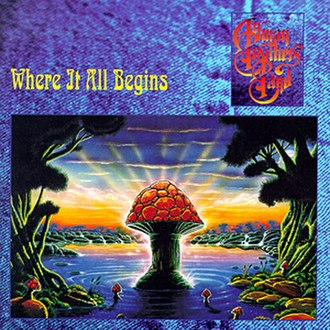 Where It All Begins - Image: The Allman Brothers Band Where It All Begins