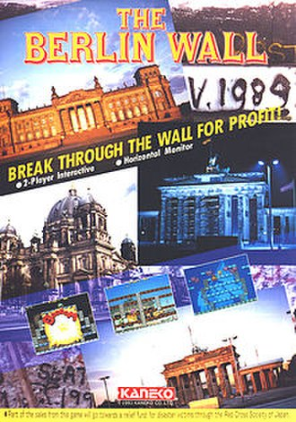 The Berlin Wall (video game) - The Berlin Wall