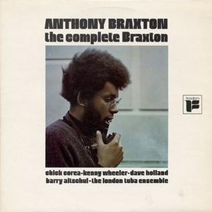 The Complete Braxton - Image: The Complete Braxton