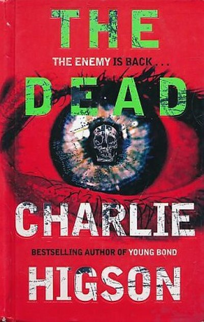 Picture of a book: The Dead