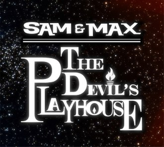 Sam & Max: The Devil's Playhouse - The Devil's Playhouse logo