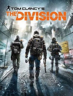 <i>Tom Clancys The Division</i>