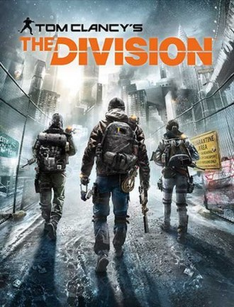 Tom Clancy's The Division - Image: The Division box