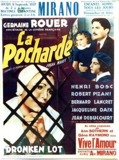<i>The Drunkard</i> (1937 film) 1937 film by Jean Kemm