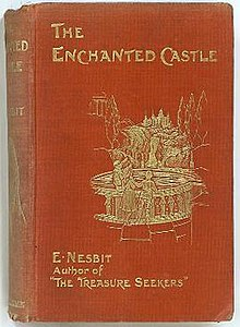The Enchanted Castle cover.jpg