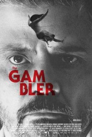 The Gambler (2013 film) - Film poster