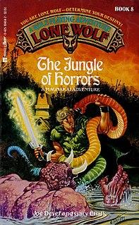 <i>The Jungle of Horrors</i> book by Joe Dever