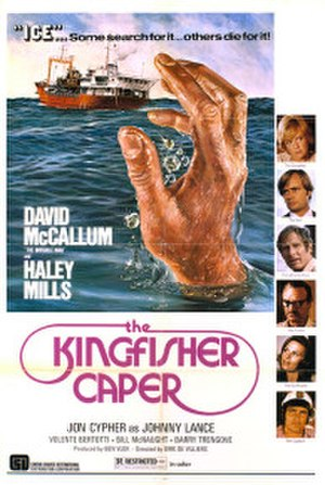 The Kingfisher Caper - Movie poster