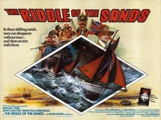 <i>The Riddle of the Sands</i> (film) 1979 film by Tony Maylam