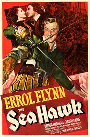 The Sea Hawk (1940 film) - Image: The Sea Hawk