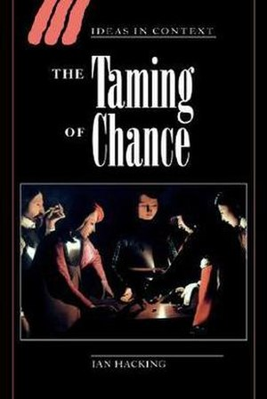The Taming of Chance - Cover of the first edition