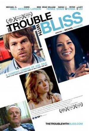 The Trouble with Bliss - Theatrical release poster