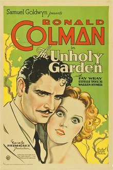 The Unholy Garden theatrical poster.jpg