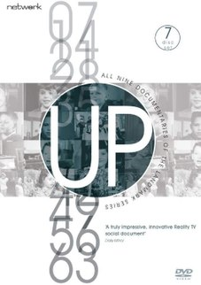 <i>Up</i> (film series) Documentary film series
