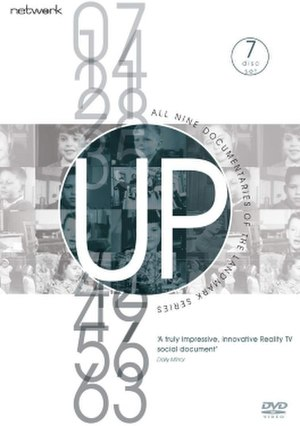 Up Series - DVD cover
