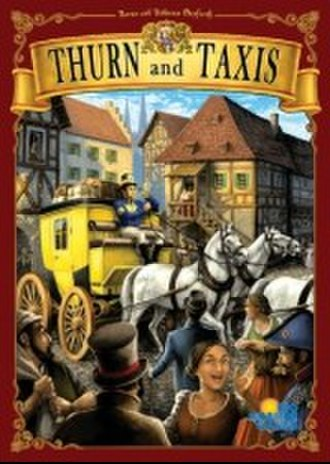 Thurn and Taxis (board game) - Image: Thurn and Taxis