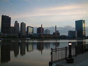 Downtown Toledo - Image: Toledo Morning