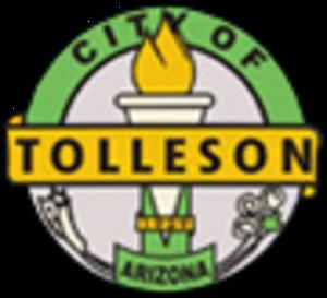 Tolleson, Arizona - Image: Tolleson AZ seal