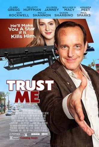 Trust Me (2013 film) - Image: Trust Me (2013 film)