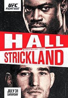 UFC on ESPN Hall vs. Strickland official poster.jpg