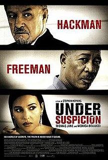 <i>Under Suspicion</i> (2000 film) 2000 film by Stephen Hopkins